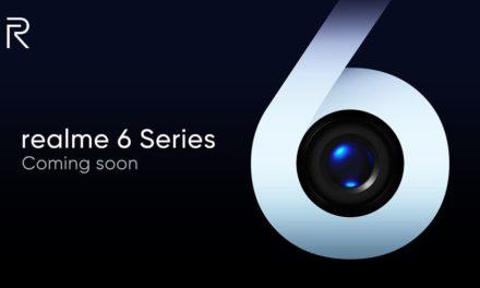 NP: El nuevo realme 6 se presentará en España el próximo 24 de marzo