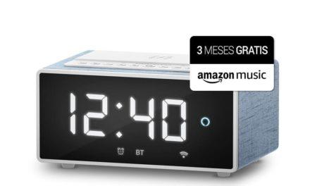 NP: Energy Sistem se adelanta al Día del Padre con una promoción en su Smart Speaker Wake Up