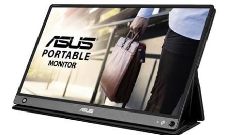 NP: ASUS ZenScreen es la serie de monitores portátiles más vendida del mundo