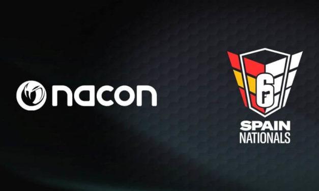 NP: Ubisoft España y Nacon firman un acuerdo de patrocinio para la R6 Spain Nationals