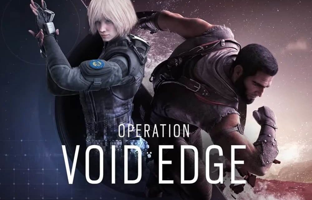NP: Ya está disponible la Operación Void Edge de Tom Clancy's Rainbow Six Siege