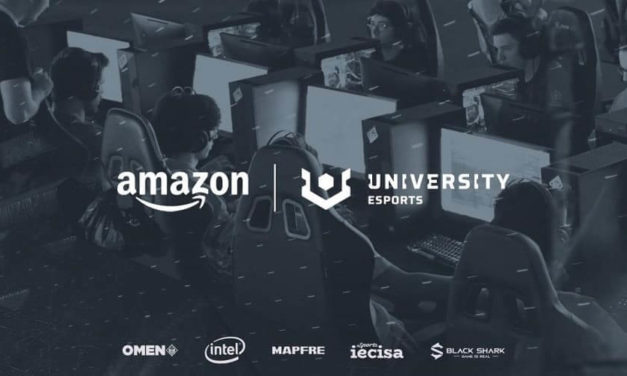 NP: Black Shark nuevo partner de la liga Amazon University Esports