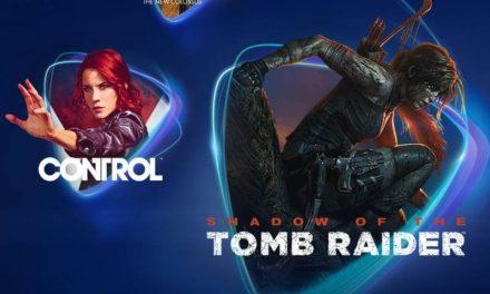 NP: Shadow of the Tomb Raider, Control y Wolfenstein II: The New Colossus se suman al servicio PlayStation Now