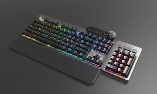 NP: Everest, el teclado más innovador y personalizable, ha sido financiado por más de 1000 patrocinadores de Kickstarter
