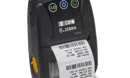 NP: Zebra Technologies presenta la nueva impresora móvil ZQ210