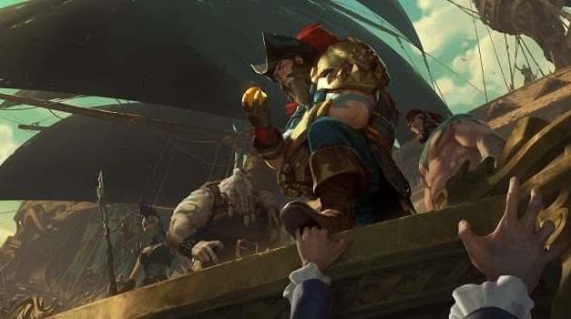 NP: Riot Games presenta Pleamar, el nuevo set de cartas de Legends of Runeterra