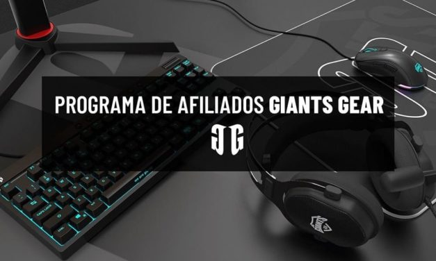 NP: Vodafone Giants lanza un programa de afiliación con su marca Giants Gear