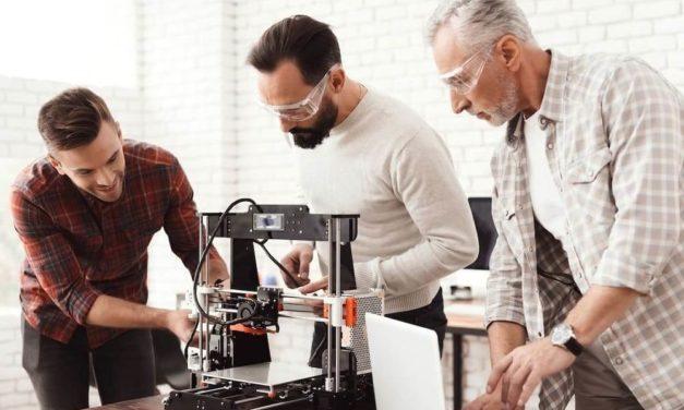 NP: Aumenta la demanda de impresoras 3D a raíz de la pandemia del Covid-19, según Impresiones 3D