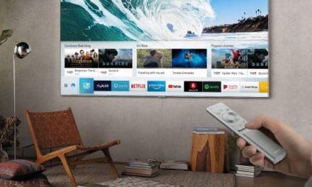 NP: Disney+ llega a los Samsung Smart TVs