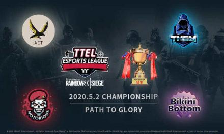 NP: 2020 TTEL Thermaltake Esports League ‧ Tom Clancy's Rainbow Six Siege