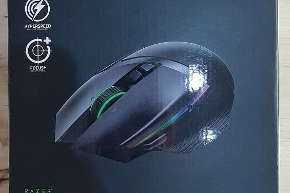 Analizamos el ratón Razer Basilisk Ultimate