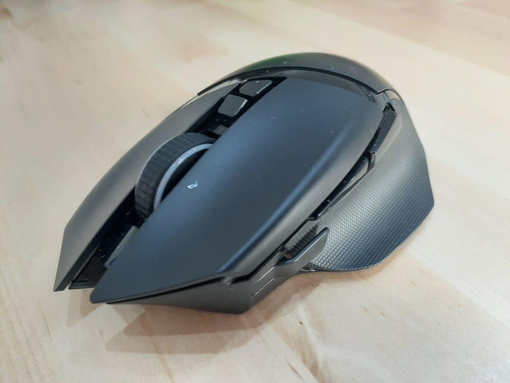 Analizamos el raton Razer Basilisk Ultimate