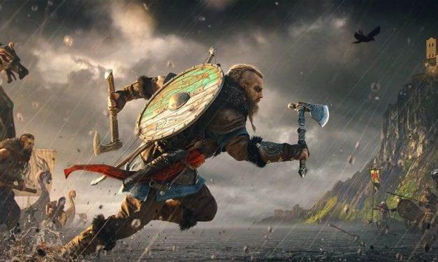 NP: Conviértete en una feroz leyenda vikinga en Assassin's Creed Valhalla