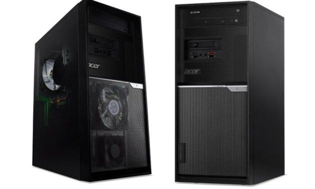 NP: Acer presenta Veriton K, la nueva serie de sus potentes estaciones de trabajo