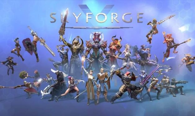 NP: Skyforge V Aniversario disponible en PC, PS4 y Xbox One