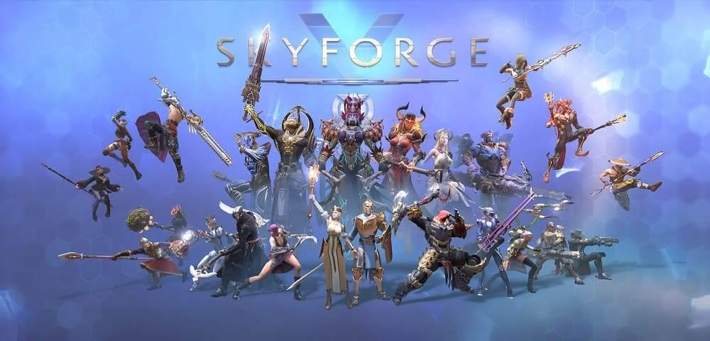 NP: Skyforge V Aniversario disponible en PC, PS4 y Xbox One