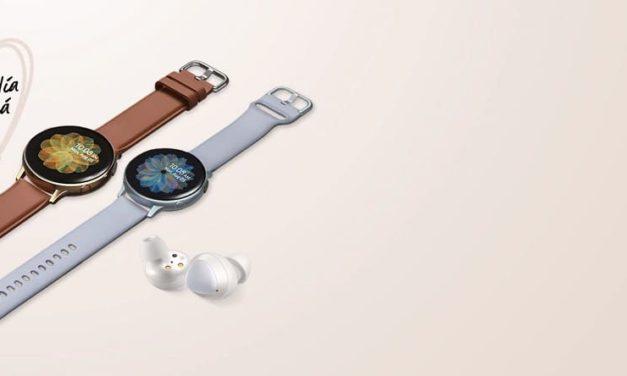 NP: Samsung mejora su oferta online en wearables para celebrar el Día de la Madre