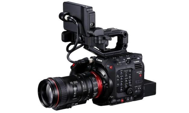 NP: Canon refuerza su oferta cinematográfica con la EOS C300 Mark III, una cámara de próxima generación con el innovador sensor DGO, y un objetivo híbrido CINE-SERVO para cine y broadcast