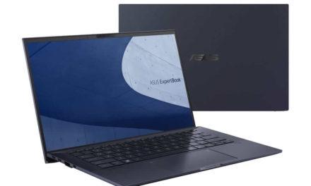 NP: ASUS lanza el portátil ExpertBook B9 (B9450) para profesionales de los negocios
