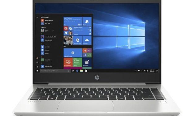 NP: HP presenta sus nuevos portátiles HP ProBook pensados para las PYMES