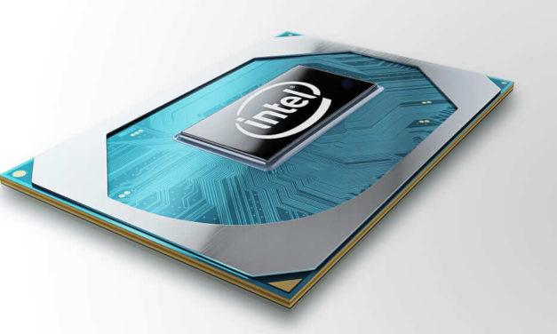 NP: Intel presenta el procesador para portátiles más rápido del mundo: el Intel Core Serie H de 10ª generación