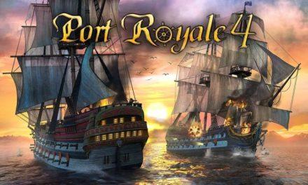 La beta cerrada de Port Royale 4 llega a Steam