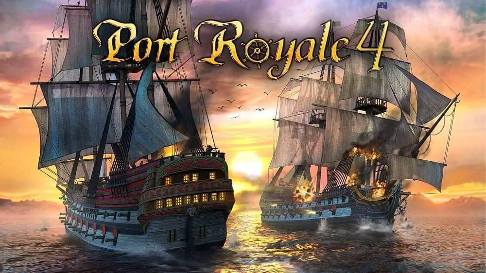 Anunciado el estreno de Port Royale 4 para Nintendo Switch el 28 de mayo