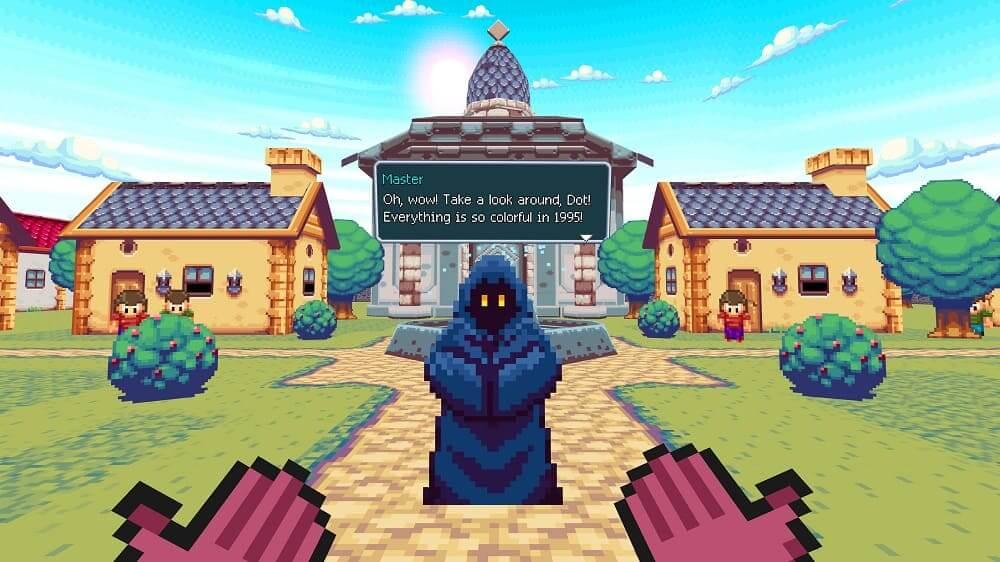 NP: Pixel Ripped 1995: Una Carta de Amor al Videojuego Clásico se lanza este 23 de abril en Oculus y Steam VR