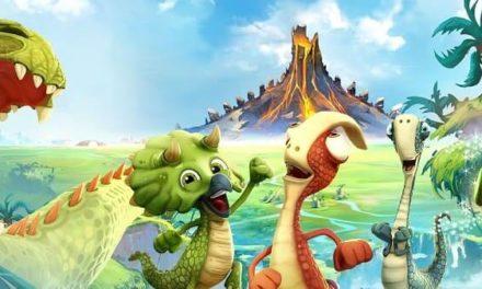 NP: Ya está a la venta para PS4 el videojuego familiar Gigantosaurus: El Juego
