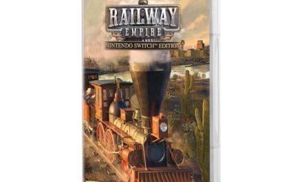 Railway Empire – Nintendo Switch Edition recibe dos nuevas expansiones