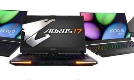 NP: GIGABYTE gana el premio Red Dot Design Award 2020 por sus nuevos portátiles AERO y AORUS