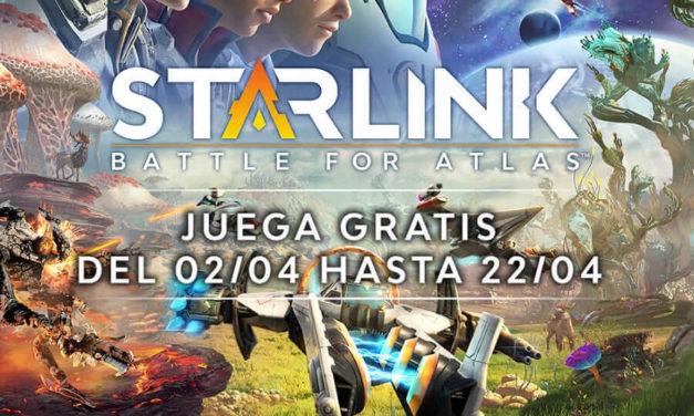 NP: Juega gratis a la edición digital de Starlink: Battle for Atlas en Xbox hasta el 22 de abril
