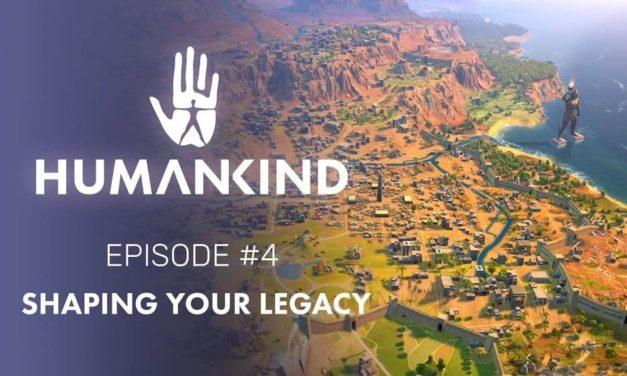 NP: Dándole forma a tu legado en Humankind – Diario de Desarrollo
