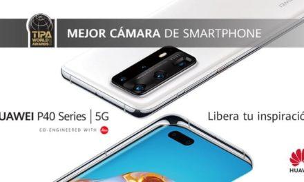 NP: TIPA reconoce a la Serie P40 de HUAWEI como los smartphones con mejor cámara de 2020