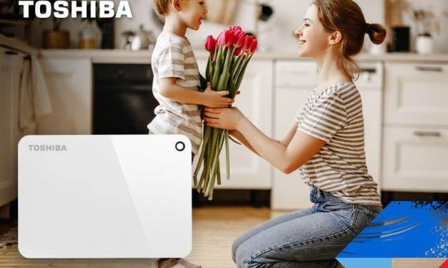 NP: Día de la Madre: Una idea de regalo de Toshiba para hacerla feliz
