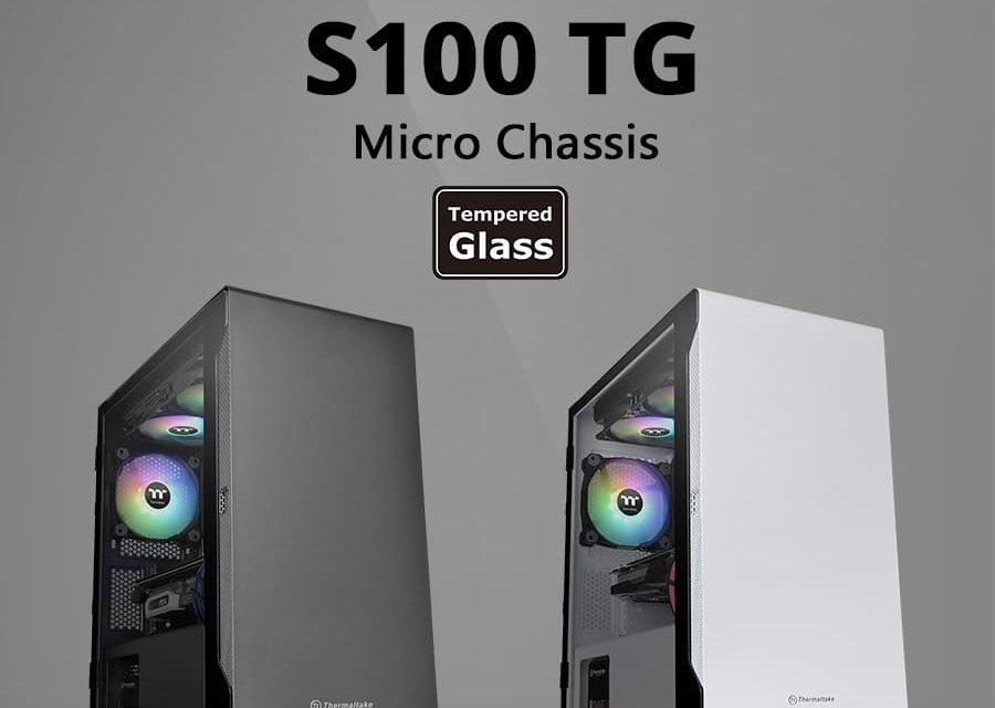 NP: Thermaltake S100 TG Micro Chassis