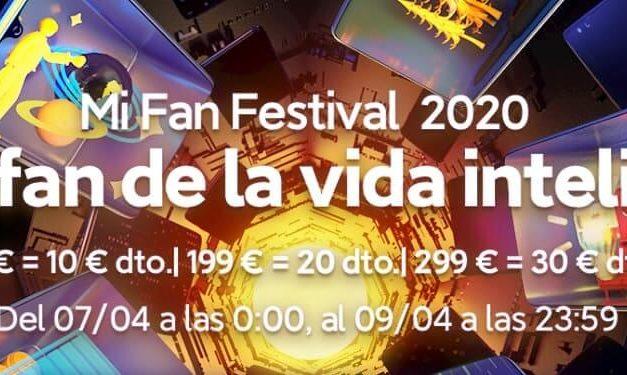NP: Xiaomi celebra Mi Fan Festival con múltiples descuentos en 12 canales autorizados
