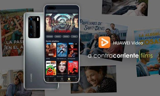 NP: Los usuarios de Huawei Video podrán disfrutar de estrenos de cine sin salir de casa