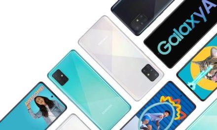 Los consumidores escogen la innovación asequible con Galaxy A