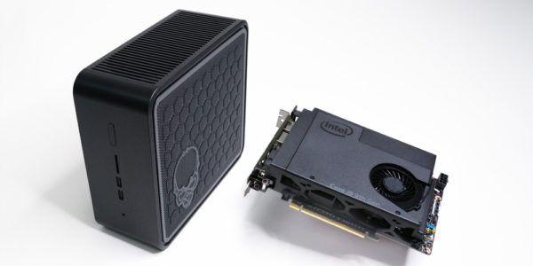 NP: Creación de un kit Intel NUC 9 Extreme