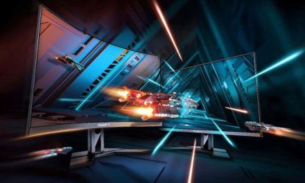 NP: GIGABYTE lanza una nueva serie de monitores para juegos