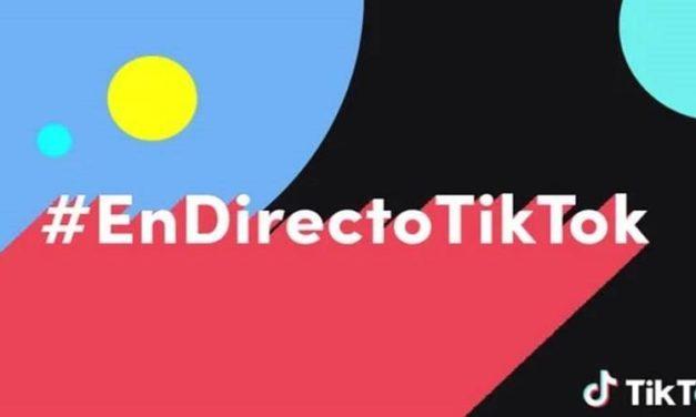 NP: TikTok lanza #EnDirectoTikTok con nuevos tutoriales y vídeos en directo