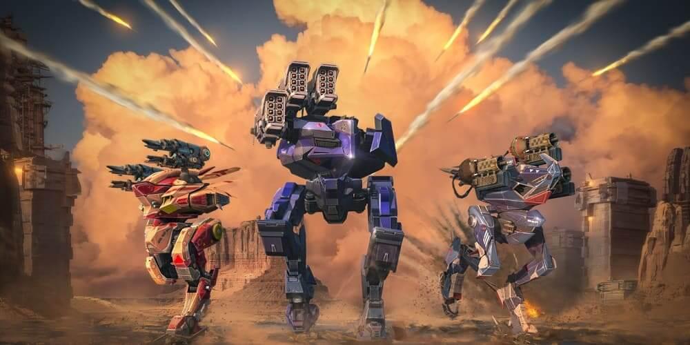 NP: War Robots Remastered se lanzará en otoño 2020