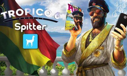 NP: Disponible Spitter segundo descargable de Tropico 6