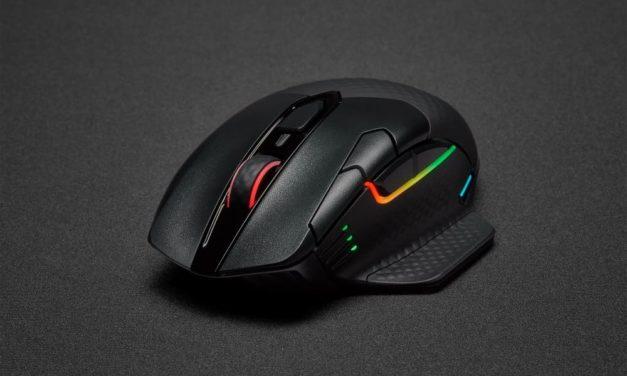 NP: Gane sin cables: CORSAIR lanza el nuevo ratón inalámbrico para juegos DARK CORE RGB PRO