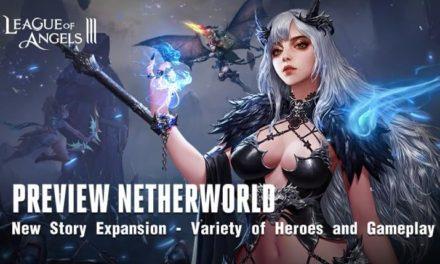 NP: ¡Bienvenidos! League of Angels III tiene un nuevo héroe y una expansión mundial