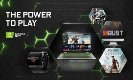 NP: GeForce NOW recibe el apoyo de la industria del PC
