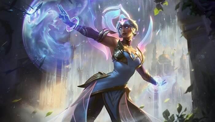 NP: Los jugadores de League of Legends de todo el mundo han recaudado seis millones de dólares para causas benéficas a través del aspecto de Karma guerrera del orden