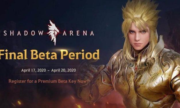 NP: El 17 de abril arranca la última Beta de Shadow Arena con un nuevo héroe