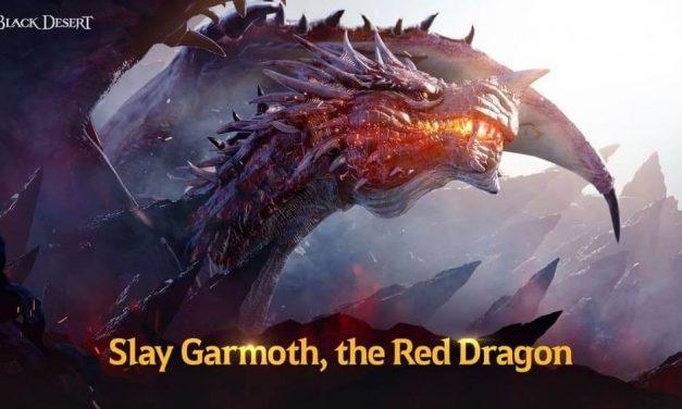 NP: Enfréntate al último de los dragones: Garmoth vuelve a Black Desert para PS4 y Xbox One